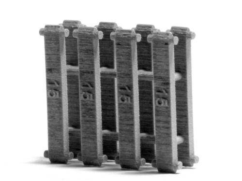 MU n-a00428-8 Dôme Tiges 15,0 mm-PISTE N-Neuf