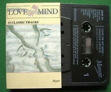 Love on My Mind Al Martino Timi Yuro + Cassette Tape - TESTED