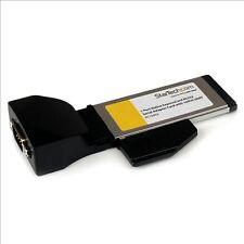 StarTech.com 1 Port Native ExpressCard RS232 Serial Adaptor Card with 16952 UART