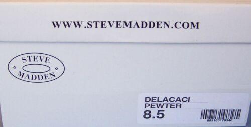 en Madden étain bout Escarpins Delacaci et à à Steve ouvert bout pointu talons 5 à aiguilles 8 p5qwpE