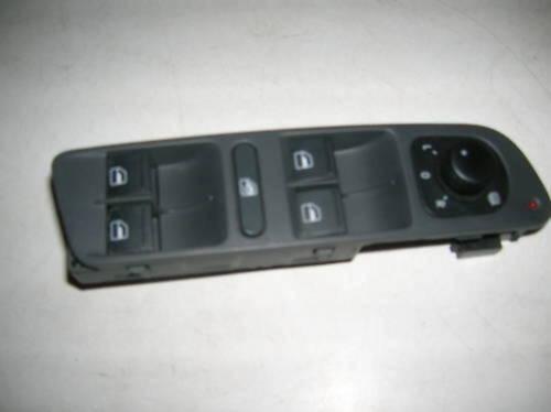 09-12 VW VOLKSWAGEN Tiguan Master Power LEFT Window Switch DOOR OEM