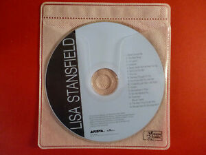 LISA-STANSFIELD-Self-Titled-CD-Disc-ONLY
