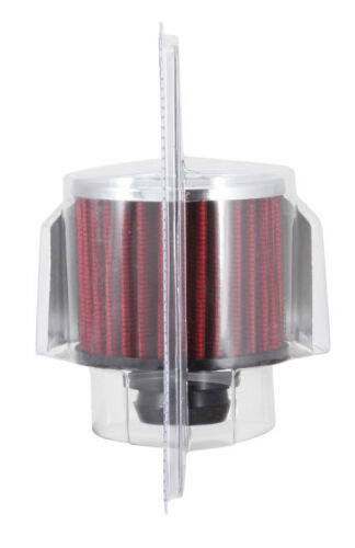"KN Universal Air Fil 62-1516 K/&N Vent Air Filter C//V PUSH IN 3/""OD 2-1//2/""H W-D//S"