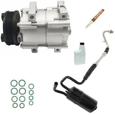 Reman AC Compressor EG168 2001 2002 2003 2004 2005 2006 2007 Mercury Ford Sable