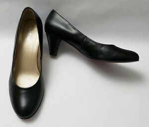 Gabor Shoes Heels Black Pumps Slip On