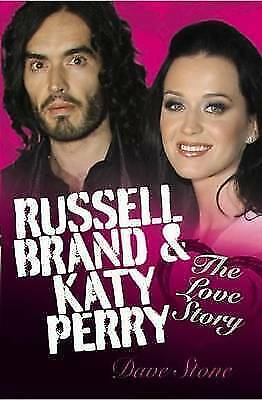1 of 1 - Russell Brand and Katy Perry - The Love Story, Dave Stone, New Book