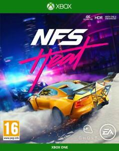 NEED-FOR-SPEED-NFS-HEAT-XBOX-ONE-NEW-amp-SEALED-IN-STOCK-NOW