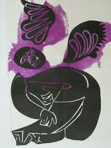 HAP-Grieshaber-Fuer-Martin-Luther-King-Holzschnitt-1968-62-5-cm-x-82-cm