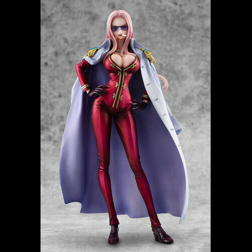 ONE PIECE MegaHouse Hina Limited Edition 1//8 Pvc Figure P.O.P