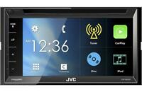 Jvc Arsenal Kw-v820bt Dvd/cd Player 6.8 Touchscreen Lcd Bluetooth Pandora