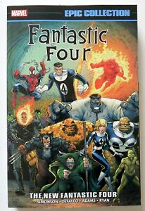New-Fantastic-Four-Marvel-Epic-Collection-Graphic-Novel-Comic-Book