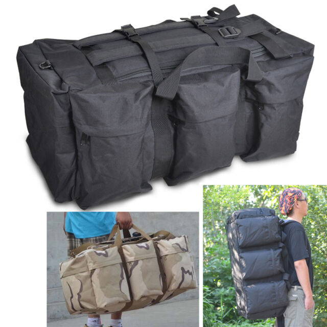 a37976287fa 70+20L Large Outdoor Sports Backpack Travel Luggage Hand Bag Rucksack  Duffle Bag