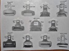 NEW  FACTORY 1997 up E SERIES FORD SEAT BELT EXTENSION EXTENDER F7UZ