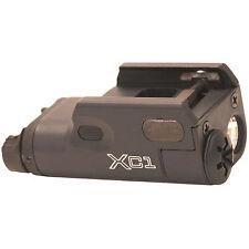 Surefire XC1 Compact Pistol Light with Mount, 200 Lumens, Black XC1-A
