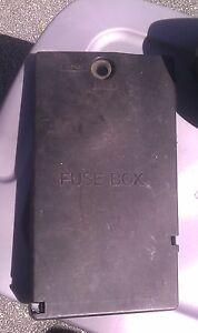 image is loading 1995-mazda-millenia-underhood-fuse-box-cover