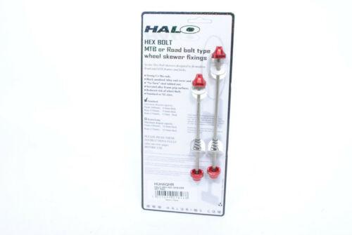 HALO Hex Key Skewers MTB or Road