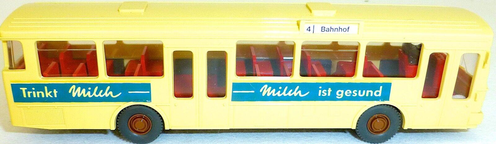 4 Gare Boit Lait Jedentag MB o305 Gesupert de Wiking Bus H0 1 87 GD4 Å