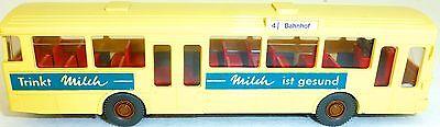 Inteligente 4 Stazione Ferroviaria Beve Latte Jedentag Mb O305 Gesupert Da Wiking Bus H0 1:87 Gd4 Å *-mostra Il Titolo Originale