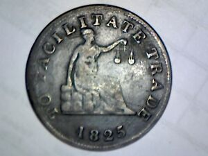 RARE-1825-TOKEN-SALABERRY-BUST-CLOSED-SLEEVE-LC53A2-BR-992