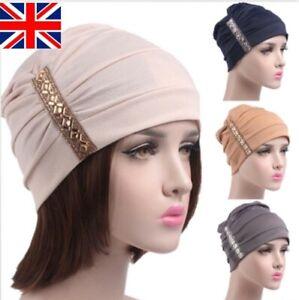 Chemo-Beanie-Hat-Cap-Headwear-Turban-Cancer-Alopecia-49-styles-BOGO30-FREEPP
