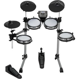 Simmons-SD350-Electronic-Drum-Kit-with-Mesh-Pads