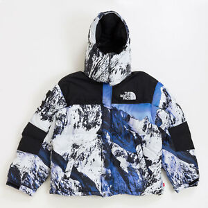 Details About Supreme Fw17 The North Face Mountain Baltoro Jacket Box Camp Logo Tee
