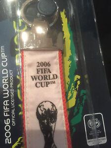 FIFA World Cup 2006 Pokal Schlüsselanhänger Keyring NEU - Castrop-Rauxel, Deutschland - FIFA World Cup 2006 Pokal Schlüsselanhänger Keyring NEU - Castrop-Rauxel, Deutschland