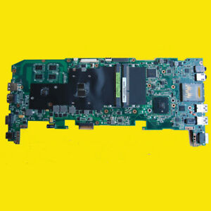 For-ASUS-U36J-U36JC-Laptop-motherboard-W-I5-480M-Mainboard-60-N18MB1H00-Test-OK