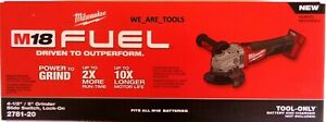 Milwaukee-NEW-IN-BOX-M18-FUEL-2781-20-Cordless-Brushless-Grinder-4-1-2-5-18-Volt