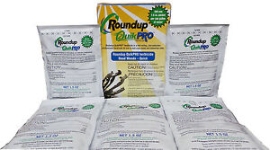 Roundup-QuickPro-Weed-Killer-HERBICIDE-73-3-5-Gallons-1-Per-Pack-5-Packets