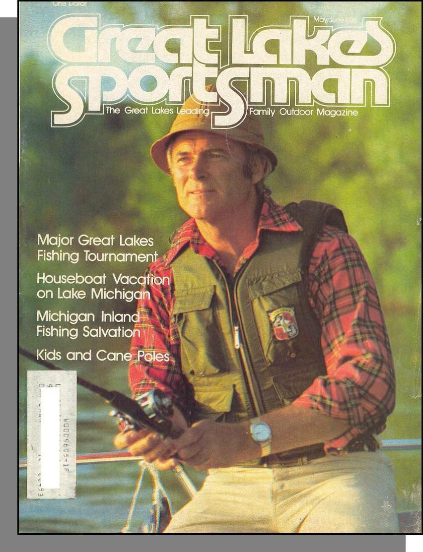 Great Lakes Sportsman - 1976, May - Fishing Tournament, Outdoor Photography Tips 8