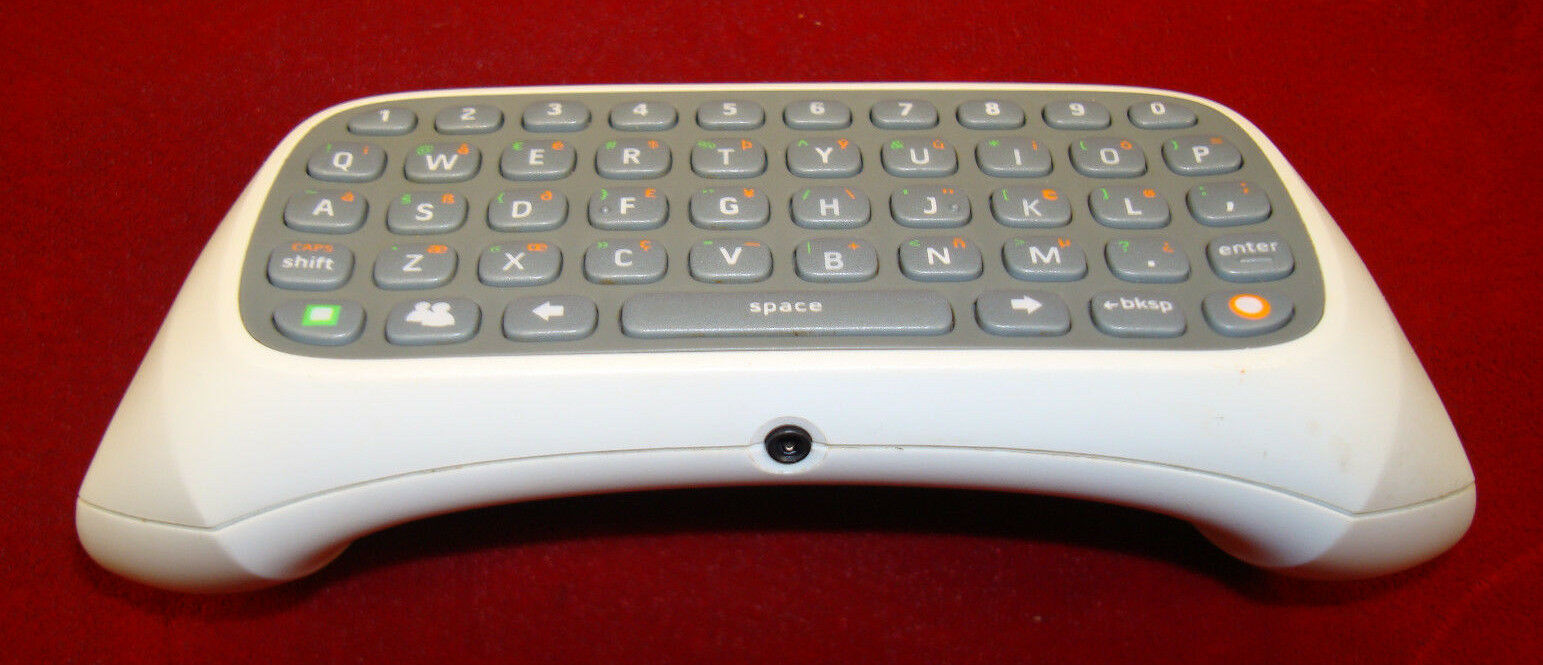 Microsoft Xbox 360 Chatpad Keyboard for Xbox 360