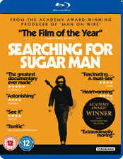 SEARCHING FOR SUGAR MAN - BLU-RAY - REGION B UK