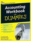 Accounting Workbook For Dummies by Jane Kelly, John A. Tracy (Paperback, 2009)