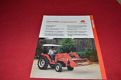 Massey Ferguson 3690 Tractor Dealers Brochure LCOH