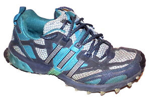 detailed look factory price amazing price Details about ADIDAS WOMENS KANADIA TR 3 TRAIL HIKING RUNNING SHOES 99%  TREAD SIZE-6.5