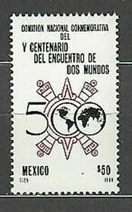 Mexico - Mail 1986 Yvert 1169 MNH