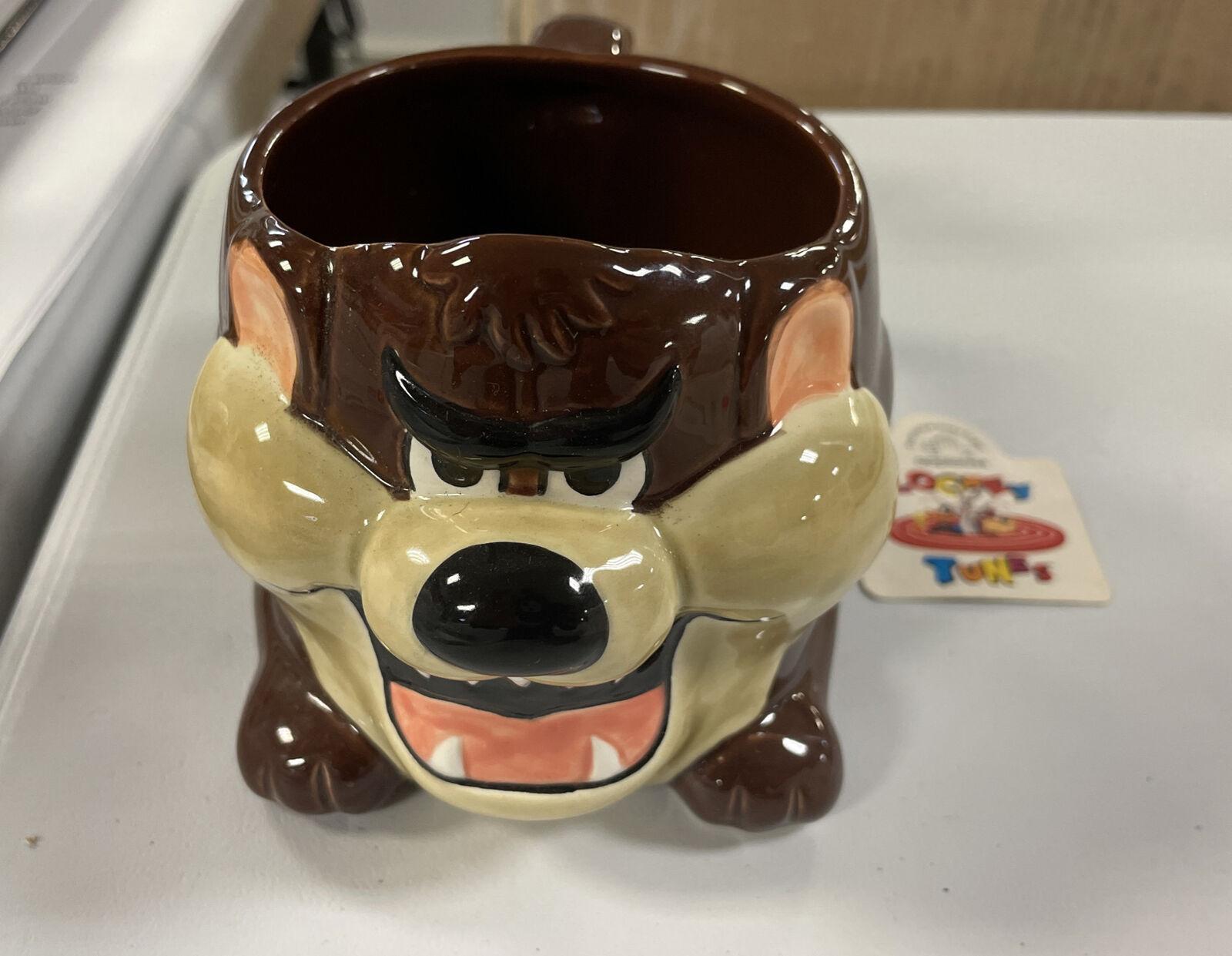 huatongxin Looney Tunes Tasmanian Devil Taz Unisex Trend Microfiber Neck Warmer.