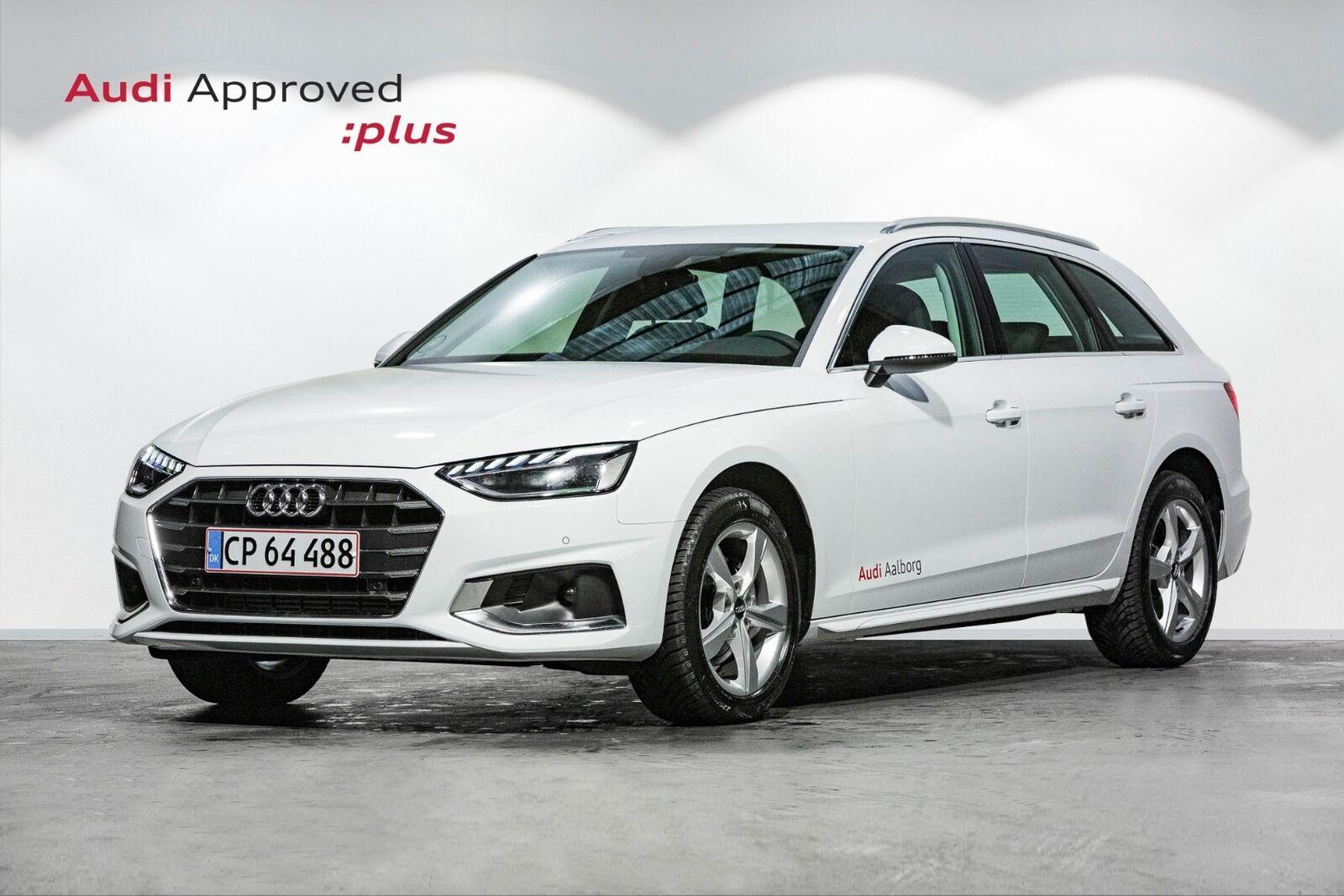 Audi A4 40 TFSi Advanced Avant S-tr. 5d - 454.900 kr.