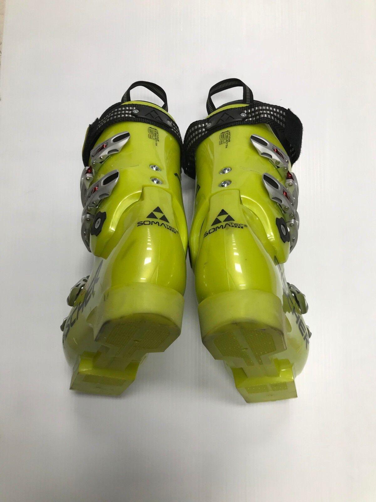 New Fischer RC4 Soma 130 Pro downhill ski Stiefel Stiefel ski Größe 28.5 alpine race Stiefel bcdc46