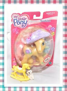 NEW-My-Little-Pony-MLP-G3-Toodleloo-Target-Exclusive-Easter-Egg-Spring-2003