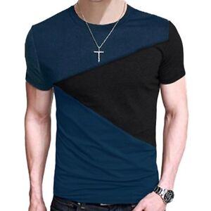 4 Colours Design 2019 Summer New Fashion Men S T Shirt Short Sleeve Tee Top Gift Ebay