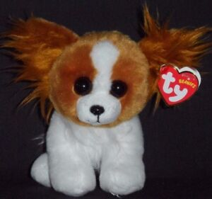 a4a507f8530 TY BARKS the DOG BEANIE BABY - MINT with TAG - SEE PICS 8421412068 ...
