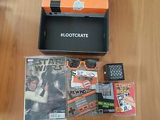 Loot Crate Box - January 2015 - Rewind | Complete