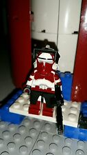 Lego Star Wars Custom Commander Thorn