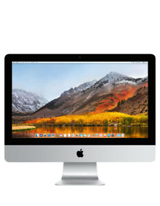 APPLE iMac 21.5 inch Retina 4K display 3.0GHz Processor