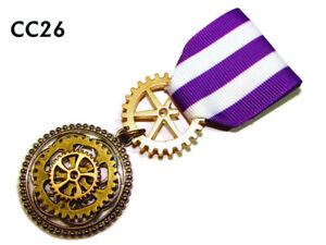 Steampunk-badge-brooch-pin-drape-Medal-cogs-gearwheels-inventor-dieselpunk-CC26