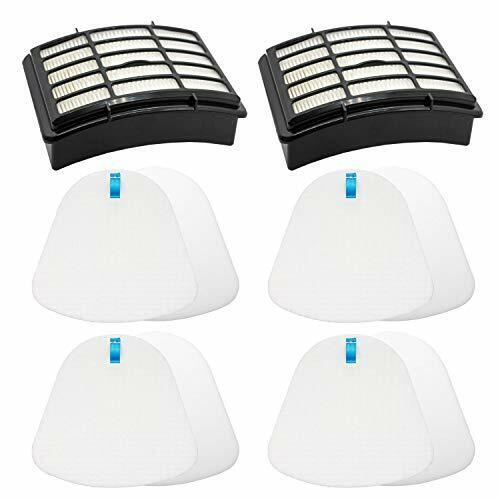 NV Colorfullife 2 Hepa Filter 4 Foam for Shark Vacuum Navigator Lift-Away NV350