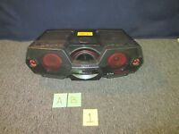 Sony Radio Cd Player Boombox Zs-btg900 Radio Used