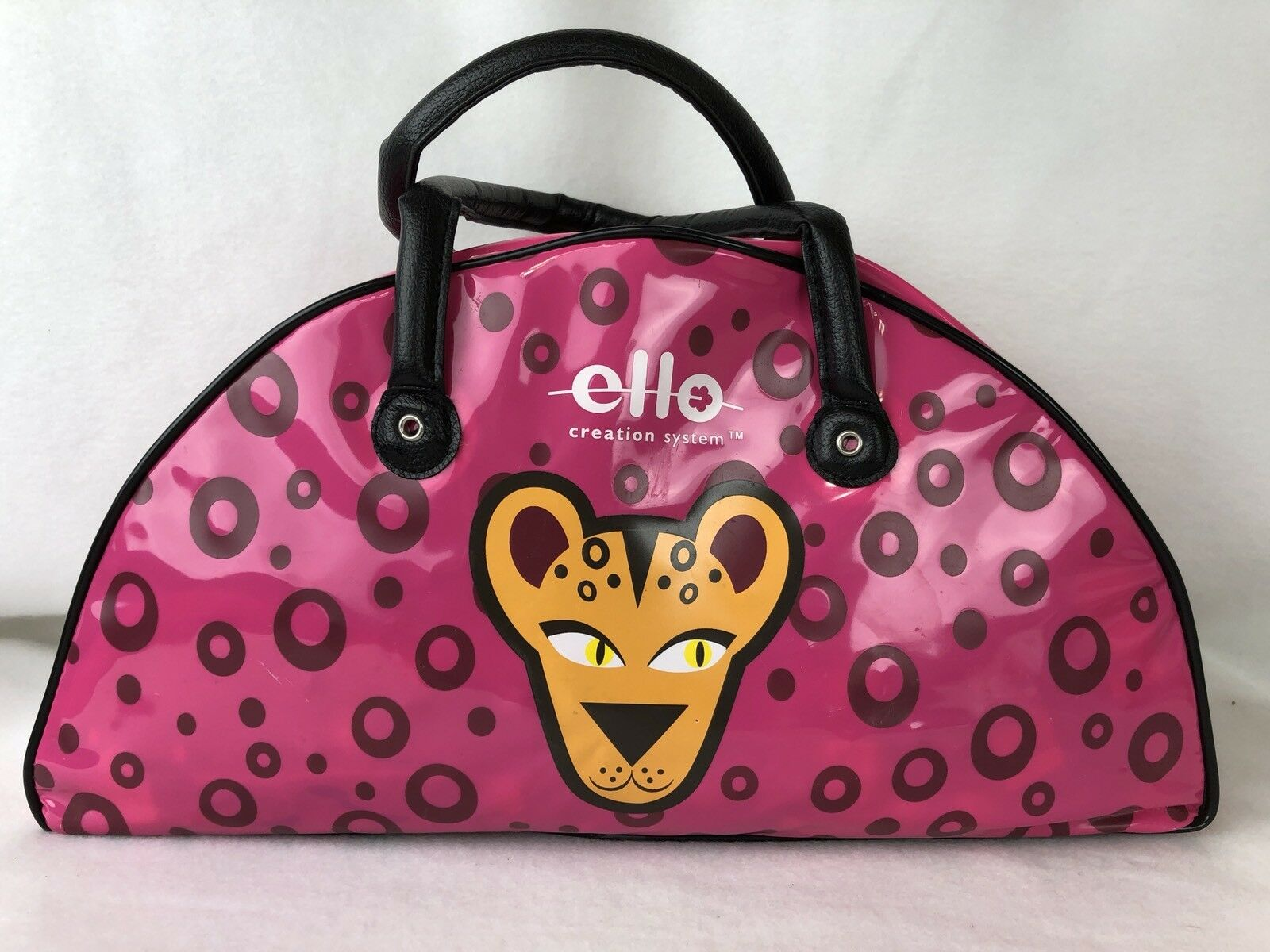 ELLO Creation System Building Learning Mattel Toy Carry Bag Jungala Aquaria Bag